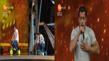 Dance India Dance Li'l Master Written Episode Update, June 10, 2018: Salman Khan And His Cute Antics With The Kids Makes The episode a Must Watch!