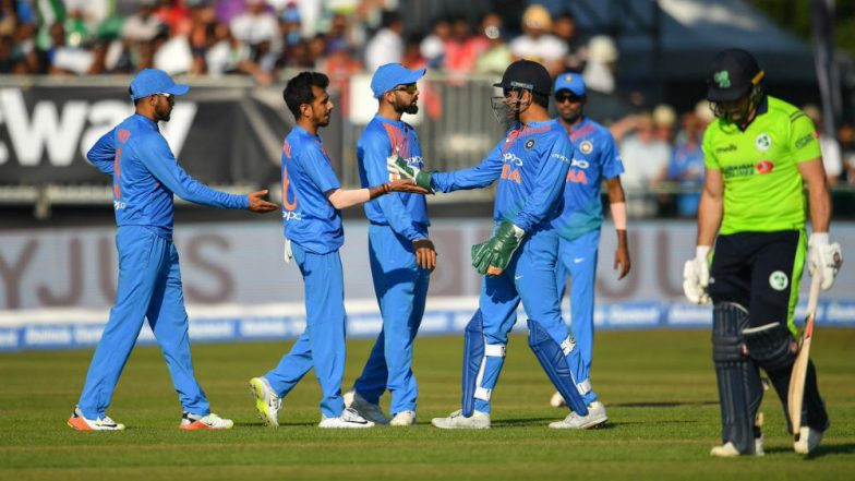 India vs Ireland 1st T20I 2018 Video Highlights: IND Register Comprehensive 74-Run Win vs IRE, Take 1–0 Lead in the Series