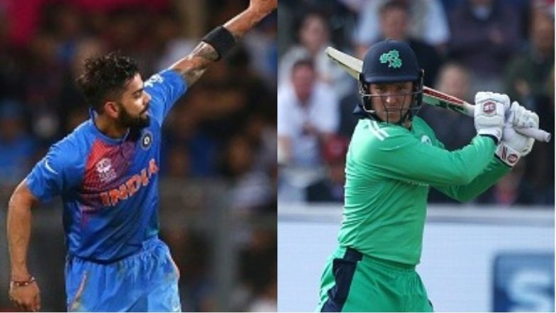 India vs Ireland 2018: Five Facts You Need to Know Ahead of the IND vs IRE T20I Series