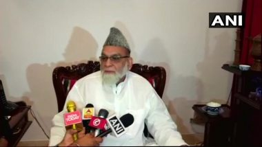 Jama Masjid Shahi Imam Meets BJP Leader Vijay Goel During Sampark for Samarthan Meeting, Expresses Fear Over Muslims Being Targeted and Abused in India