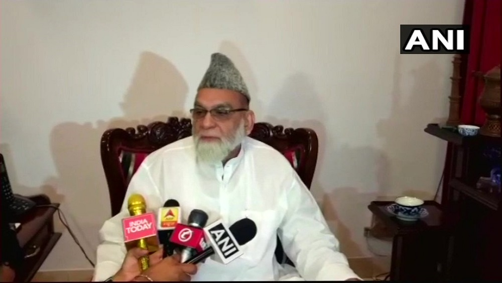 Ayodhya Verdict: Delhi Shahi Imam Syed Ahmed Bukhari Calls For 'Faith in Judiciary' Irrespective of SC Judgment