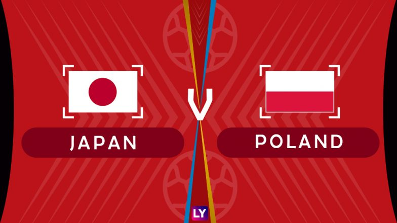 Japan vs Poland, Live Streaming of Group H Football Match: Get Telecast & Free Online Stream Details in India for 2018 FIFA World Cup