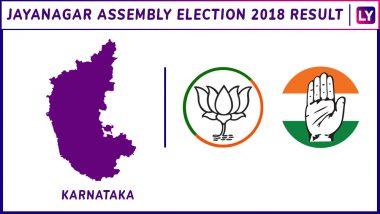 Jayanagar Assembly Election 2018 Result: Sowmya Reddy of Congress Wins, BJP's BN Prahlad Second