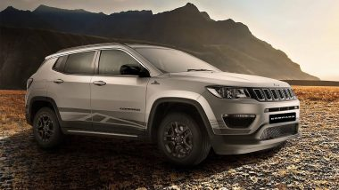 Jeep Compass Bedrock Limited Edition Launched; Priced in India at Rs 17.53 Lakh