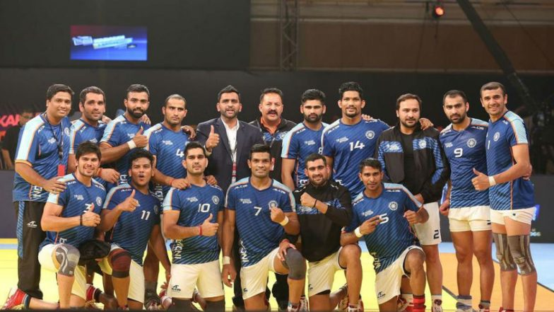 India Beat Iran 44-26 in Final to Lift Inaugural Kabaddi Masters Trophy