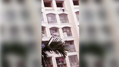 Mumbai: Class 9 Girl Commits Suicide by Jumping Off Kandivali Building; Neighbour Shoots Video of Chilling Act