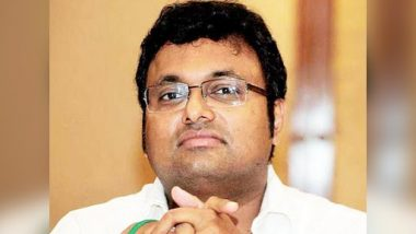 ED Files Chargesheet in Aircel-Maxis Case, Names Karti Chidambaram Among Others