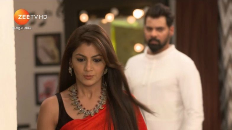 Kumkum Bhagya 12th July 2018 Written Update of Full Episode: Aliya Threatens to Make Disha Leave The House Soon