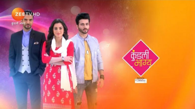 Kundali Bhagya 11th July 2018 Written Update of Full Episode: Karan And Preeta Come up With a Plan to Expose Sherlin