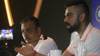 Captain Virat Kohli and Coach Ravi Shastri to be Questioned by BCCI, Following India's Poor Show at Lord's Test