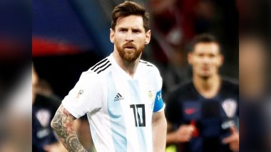 Lionel Messi Returns to Argentina Squad After Ban Ends