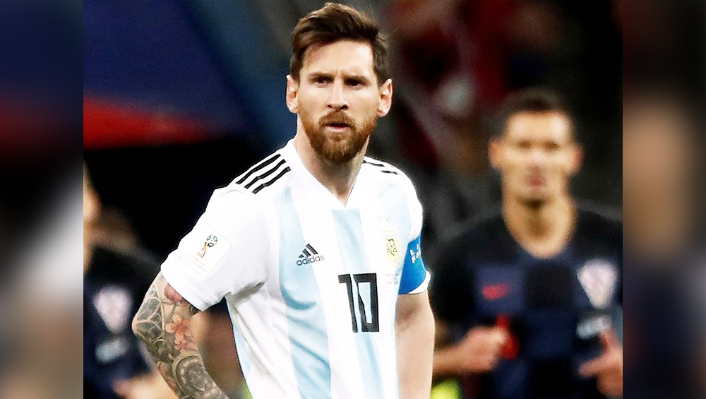 Lionel Messi Returns to Argentina Squad After Ban Ends