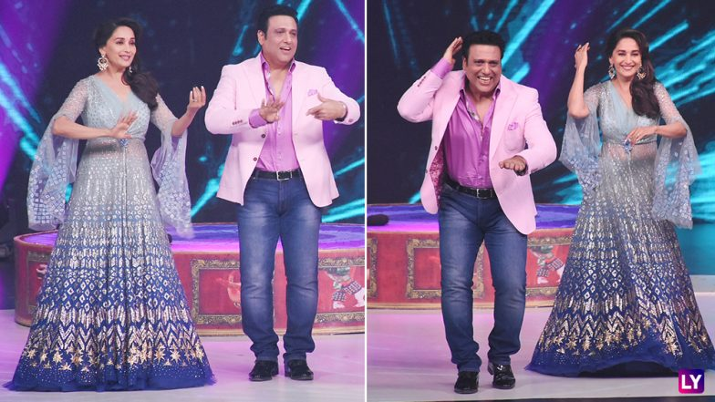 Madhuri Dixit and Govinda Hit You With a Major Nostalgia As They