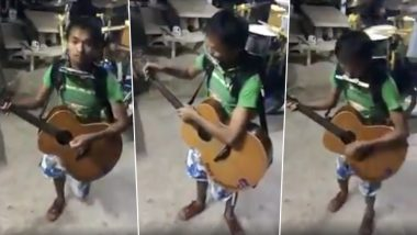 As This Man's Creative Music Band Video Goes Viral on Social Media Internet Wants to Know Who He is!