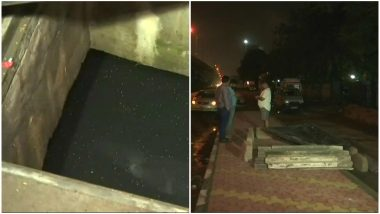 Mumbai Still Not Monsoon Ready? Man Dies After Falling in Open Manhole at Kurla, Locals Complain of Several Other Spots in Area