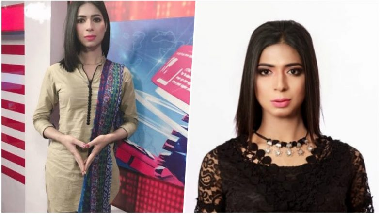 Transgender TV Anchor Marvia Malik Challenges Pakistani Culture & Shares Struggles of Being a News Presenter
