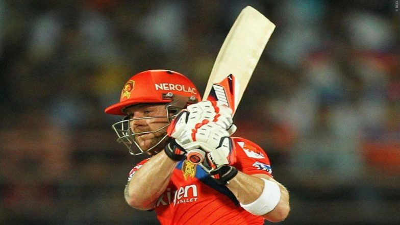 New Zealand's Brendon McCullum Blames Heavy Pollution in Delhi for Positive Drug Test During IPL 2016