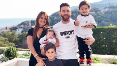 2018 FIFA World Cup Diaries: Lionel Messi's Wife Antonella Sends Words of Encouragement as Argentina Prepare for the Game Against Croatia