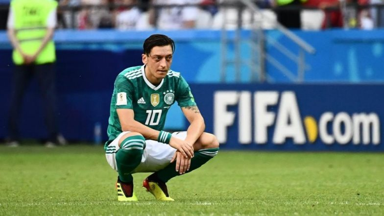 2018 FIFA World Cup: Mesut Ozil Says He will Take time to Recover From Germany's Shocking Exit from the Mega Event