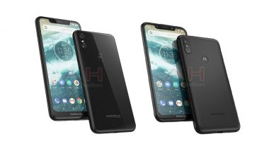 Motorola One Smartphone Images Leaked Online; Likely to Be Unveiled on August 2