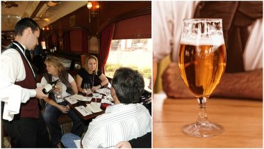 Forget Wine, Now There's a Beer Train in Napa Valley, Check The Timings and Cost