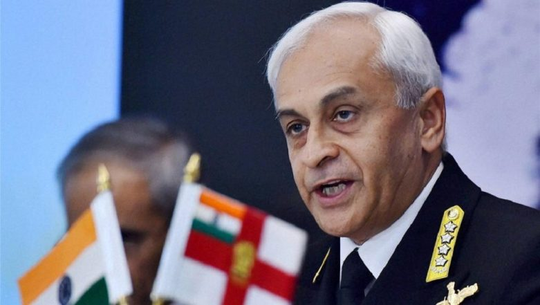 Indian Naval Chief Admiral Sunil Lanba on 'Goodwill Visit' to Bangladesh For Consolidating Defence Relations