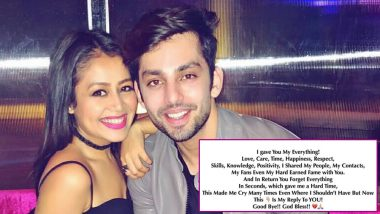 Neha Kakkar and Himansh Kohli Breakup After Dating for 5 Years?
