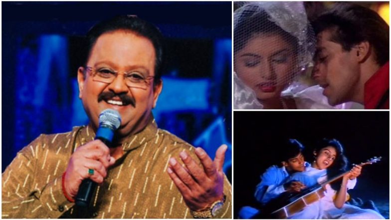 SP Balasubrahmanyam Birthday Special: 5 Timeless Hits The Legend Sang for Salman Khan That Make Us Wish A Reunion Was In The Cards