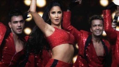 Katrina Kaif Sets the Stage on Fire As She Performs to Sheila Ki Jawani at the Dabangg Tour – Watch Video