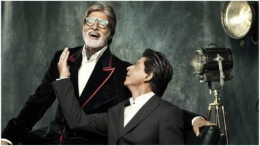 Shah Rukh Khan and Amitabh Bachchan to Do A Movie Together?