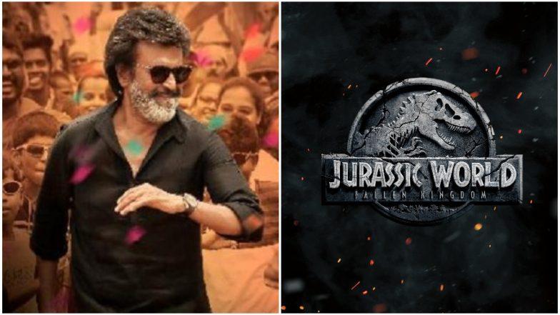 Movies Releasing This Week: Rajinikanth's Kaala vs Chris Pratt's Jurassic World Fallen Kingdom