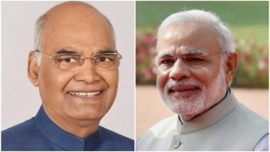 Janmashtami 2019: President Ram Nath Kovind, PM Narendra Modi Extend Gokulashtami Greetings to Nation