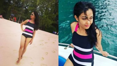 Bhabhiji Ghar Par Hai Actress Shubhangi Atre on Being Shamed for Wearing a Monokini, 'I Don't Regret Posting the Picture'