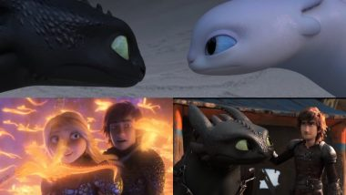 How to Train Your Dragon: The Hidden World Trailer – Toothless Trying to Woo a Female Dragon Is One of the Best Scenes in This Animated Fantasy Drama