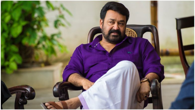 Malayalam Actor Mohanlal In Legal Trouble For Spinning Charkha In an Advertisement