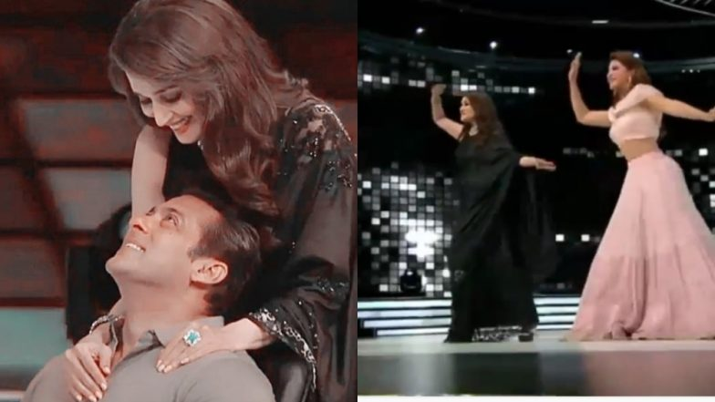 Dance Deewane: Madhuri Dixit and Jacqueline Fernandez Dancing to Ek