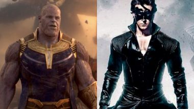 12 Years of Krrish: #HrithikVSThanos Trends on Twitter and the Tweets Are Hilarious!