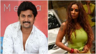 Bigg Boss Telugu Season 2: Sri Reddy Accuses Nani of Excluding Her From The Participant List; Actors Hits Back With A Legal Notice