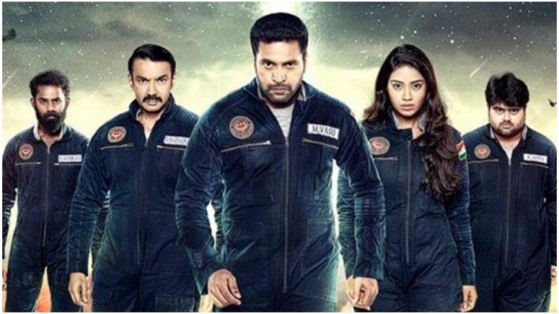 Tik Tik Tik Movie Reviews: Jayam Ravi and Nivetha Pethuraj's Space Romp Is An Ambitious, Entertaining Fare, Claim Critics