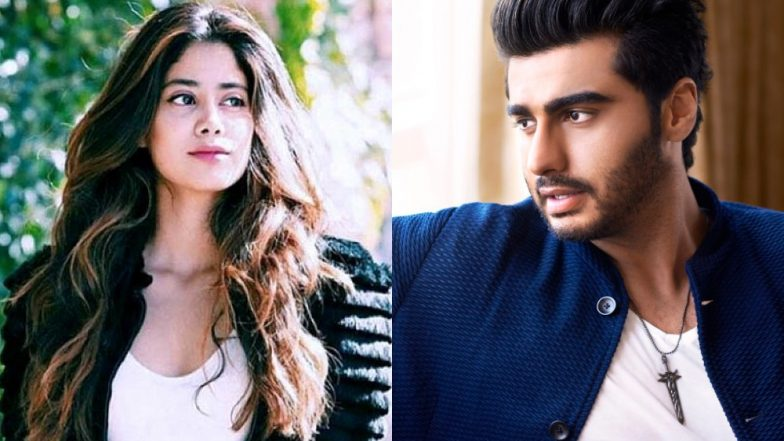 Janhvi Kapoor is an introvert and takes time to come out of her shell, reveals a protective brother Arjun Kapoor