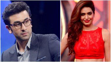 Ranbir Kapoor Called a 'Brat' By His Sanju Co-Star Karishma Tanna and We Wonder Why