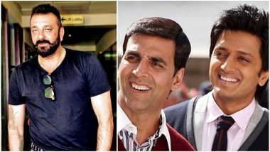 Housefull 4: Sanjay Dutt To Join Akshay Kumar, Riteish Deshmukh, Bobby Deol in Sajid Khan's Ensemble Comedy?