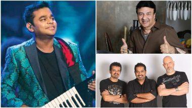 World Music Day 2018: 7 Underrated Songs of AR Rahman, Anu Malik, Pritam That You Should Listen to Instead of Silly Remixes and Race 3 Track Selfish!