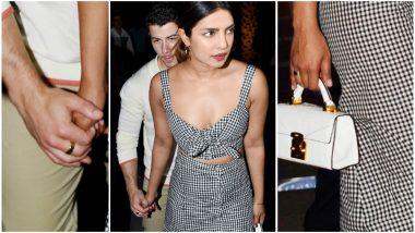 Did Nick Jonas 'Borrow' Priyanka Chopra's Ring? We Have Pictorial Proof!