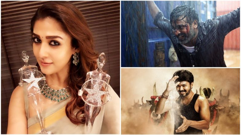Vijay Awards 2018: Nayanthara, Vijay Sethupathi, Mersal, Vikram Vedha Win Big; Check Out The Complete List of Winners Here