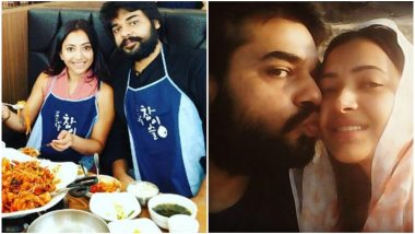 Makdee Star Shweta Basu Prasad Gets Engaged to Boyfriend Rohit Mittal