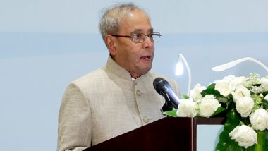 India, UAE Has Transformed and Matured into Strategic Partnership, Says Pranab Mukherjee