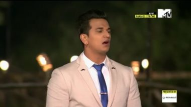 MTV Roadies Xtreme Written Episode Update, June 10, 2018: Neha Dhupia's Gang Has an Ugly Argument With Prince Narula And Nikhil Chinapa