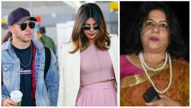 Priyanka Chopra's Mother, Madhu's First Impression of Nick Jonas is Honest Enough!