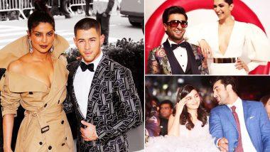 Priyanka Chopra-Nick Jonas, Alia Bhatt-Ranbir Kapoor, Deepika Padukone-Ranveer Singh: Will These Celebrity Couples Get Married by the End of 2018?